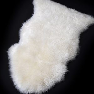 Sheepskin White Fur
